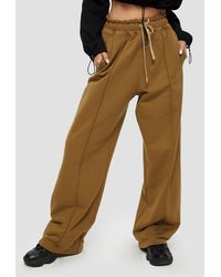 Lattelier 90s Inspired Sweatpants - Green