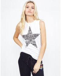 9fda138409581 Lauren Moshi - Ashlin Vintage Stripe Star - Lyst