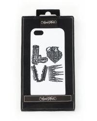 Lauren Moshi - Iphone 5 Square Love Case Final Sale - Lyst