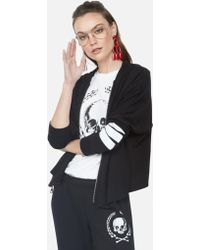 Lauren Moshi - Amina Skull Crest - Lyst
