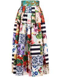Dolce & Gabbana Cotton Sh - Multicolour
