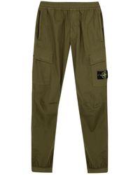 Stone Island Jogging Pants - Green