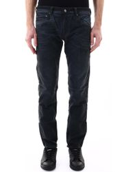 Htc Los Angeles Jeans Azzurro - Blue