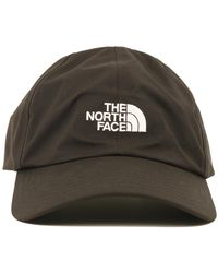 The North Face Logo Hat Black