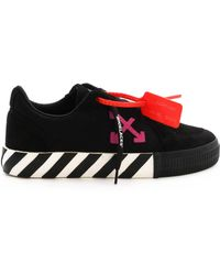 Off-White c/o Virgil Abloh - Arrow Logo Trainers - Lyst