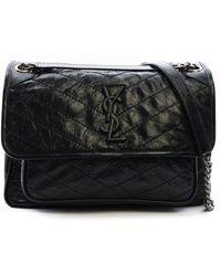 Saint Laurent - Niki Medium Bag - Lyst