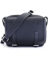 Loewe - Military Messenger Bag Xs - Lyst