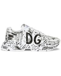 Dolce & Gabbana Sneakers Daymaster - Bianco