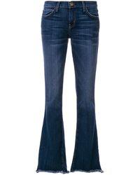Current/Elliott Jeans Flip Flop - Blu