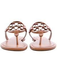 Tory Burch Miller Sandal - Natural