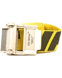 Off-White c/o Virgil Abloh Yellow 2.0 Industrial Belt