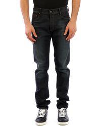 Htc Los Angeles Blue Denim Trousers
