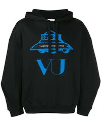 Valentino Sweatshirt Undercover Ufo - Black