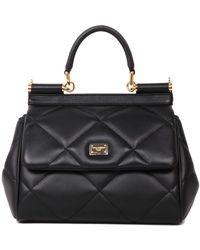 Dolce & Gabbana - Small Sicily Bag - Lyst