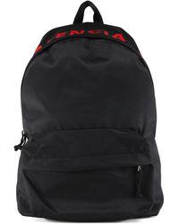 Balenciaga Wheel Backpack Black
