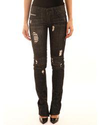 Rockstar Gray Jeans