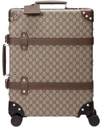Gucci Globe-trotter Rigid Suitcas - Natural