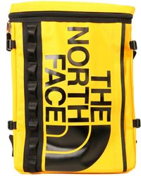 The North Face Base Camp Fuse Box Backpack - Yellow