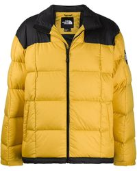 The North Face Giacca Nuptse 1996 Retro Down - Giallo