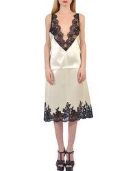 Celine Dress White