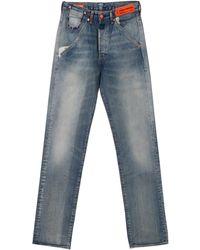 Heron Preston Jeans Levi's vintage - Blu