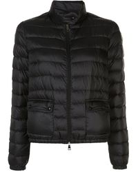 Moncler Lans Down Jacket - Black