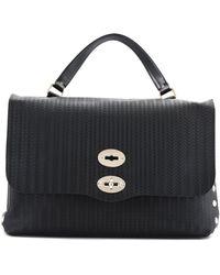 Zanellato M Blandine Cashmere Bag Black