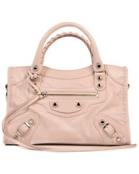 Balenciaga Classic City Mini Bag Pink