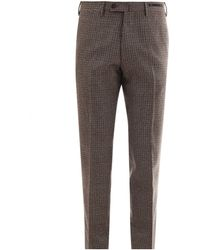 PT01 Wool Trousers - Natural