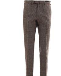 PT01 Wool Pants - Natural