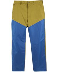 2 Moncler 1952 Workwear Trousers - Blue