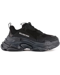 Balenciaga Triple S Trainer - Black