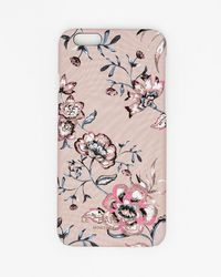 Le Chateau - Floral Print Case For Iphone 6/6s - Lyst