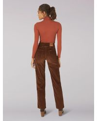 Lee Jeans Vintage Modern High Rise Relaxed Stovepipe - Multicolor
