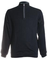 St. Croix - Quarter-zip Sweater - Lyst