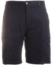 Tommy Bahama Key Isles Cargo Shorts - Black