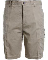 Tommy Bahama Key Isles Cargo Shorts - Natural