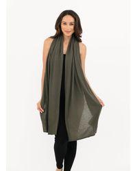 LEIMERE Blanket Scarf - Green