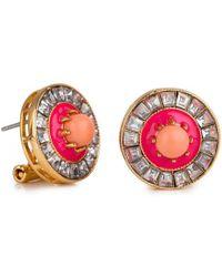 Lele Sadoughi - Sundial Earrings - Lyst