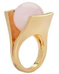 Lele Sadoughi - Pinball Ring - Lyst