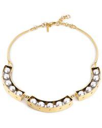 Lele Sadoughi - Slider Necklace - Lyst