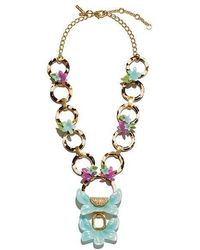 Lele Sadoughi - Rio Necklace - Lyst