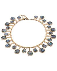 Lele Sadoughi - Fossil Necklace - Lyst
