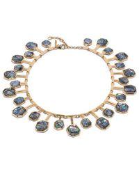 Lele Sadoughi - Fossil Necklace - Lyst