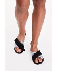 lemlem - Thais Ruffle Sandal - Lyst
