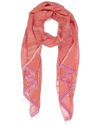 lemlem Saba Scarf - Pink