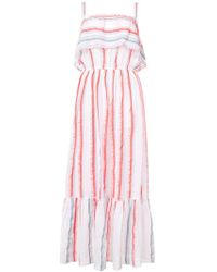 lemlem - Asha Ruffle Dress - Lyst