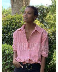 lemlem Semira Men's Shirt - Multicolor