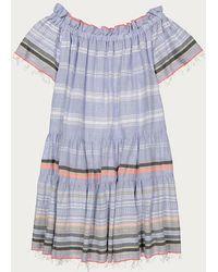 lemlem - Kal Off Shoulder Dress - Lyst