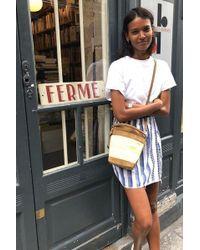 lemlem - Lulu Short Skirt - Lyst